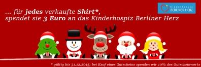 Spenden für das Kinderhospiz Berlin